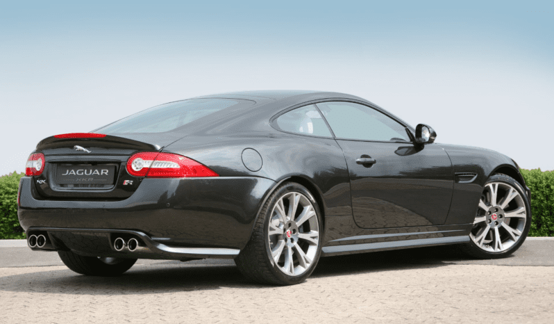 Jaguar XK r-coupe full