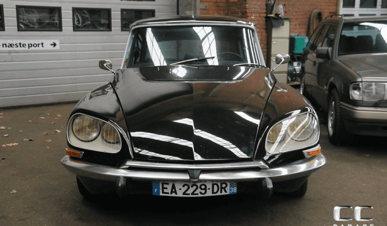 Citroën DS 20 Pallas full