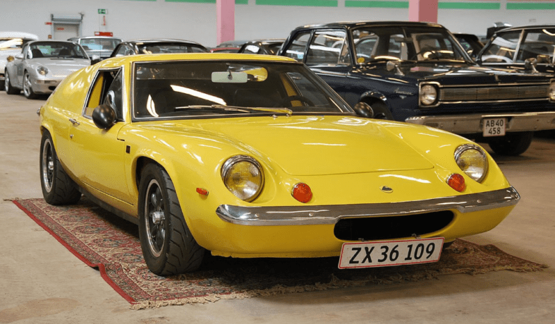 Lotus Europa s2 full