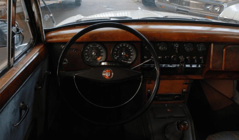 Jaguar Mk II 3,8 full