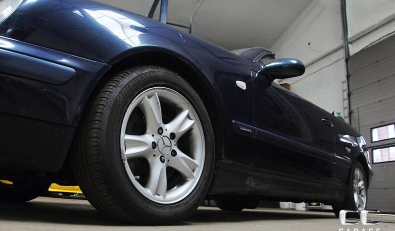 Mercedes-Benz CL-Klasse 230 CLK Cabriolet full