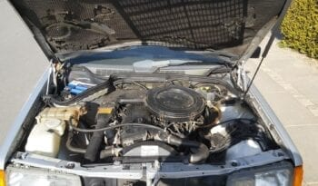 Mercedes-Benz 190 (W201) 2.0 E full
