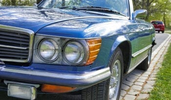 Mercedes-Benz SL-Klasse (R107) 450 SL full