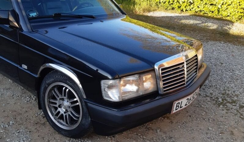 Mercedes-Benz 190 (W201) 2,o bensin full
