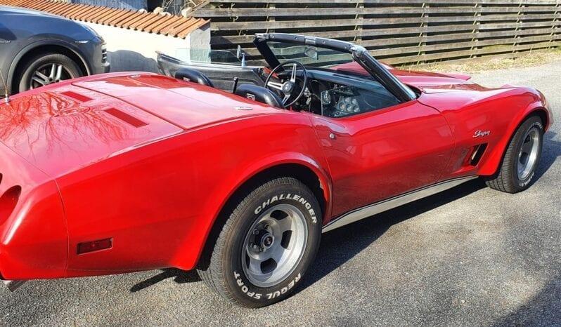 Chevrolet Corvette 5,7 V8 Stingray full