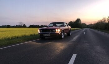 Ford Mustang Grande Coupe full