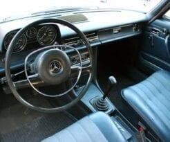 Mercedes-Benz 200-230 (W115) 230/6 full
