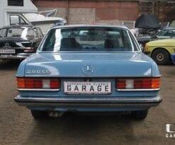 Mercedes-Benz 200-300 (W123) 280 CE full