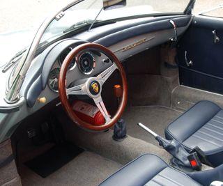 Porsche 356 Speedster Replica full
