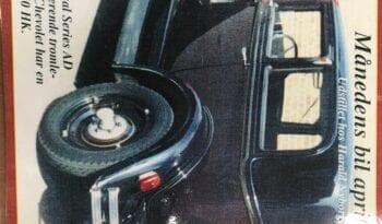 Chevrolet Øvrige Six full
