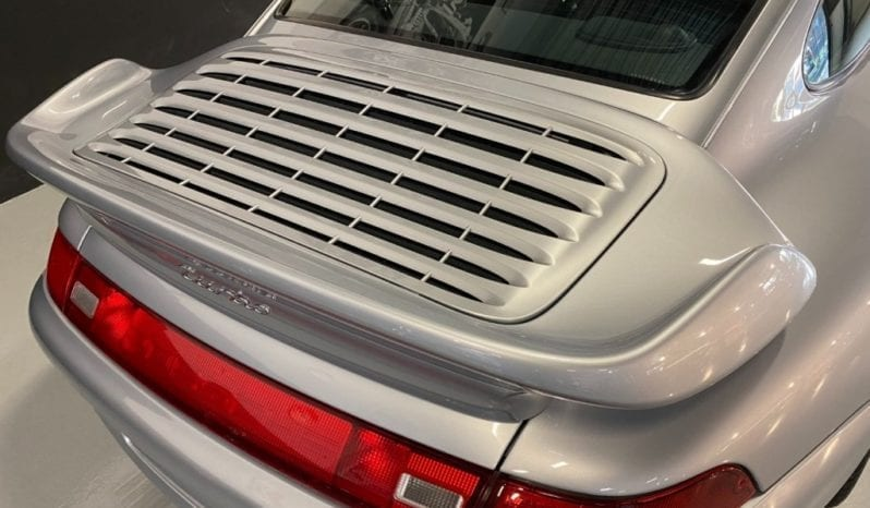 Porsche 911 993 turbo full