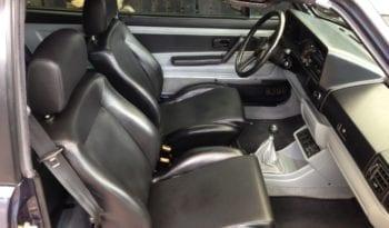 VW Golf cabriolet full