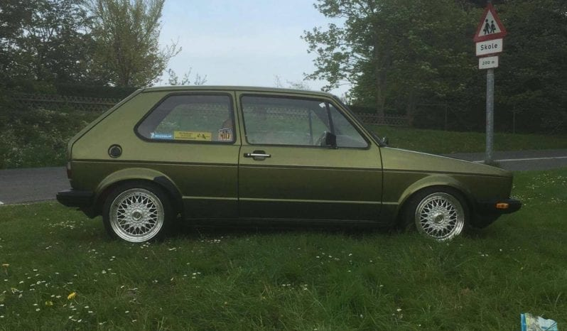 VW Golf 1,3 full
