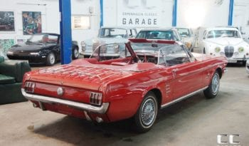 Ford Mustang 4,7 Aut full