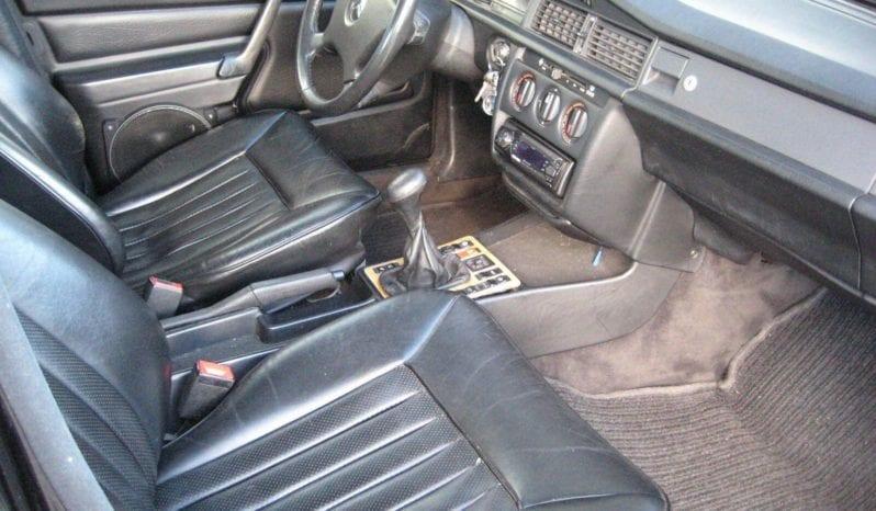 Mercedes-Benz 190 (W201) 3,7 AMG full