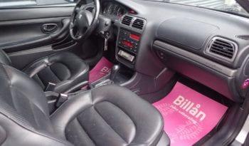 Peugeot 406 3,0 Coupe aut full