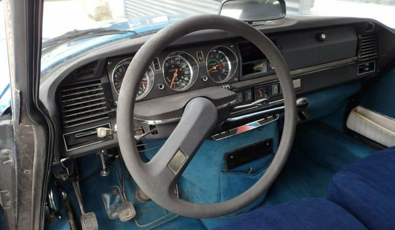 Citroën DS 23 Pallas full