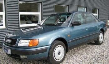 Audi 100 2,3 E Quattro full