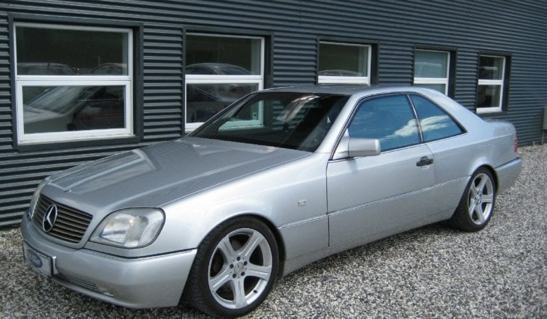 Mercedes-Benz Øvrige S500 Coupé full