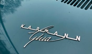 VW Karmann-Ghia -12 full