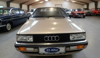 Audi Coupé 2,0 GT full