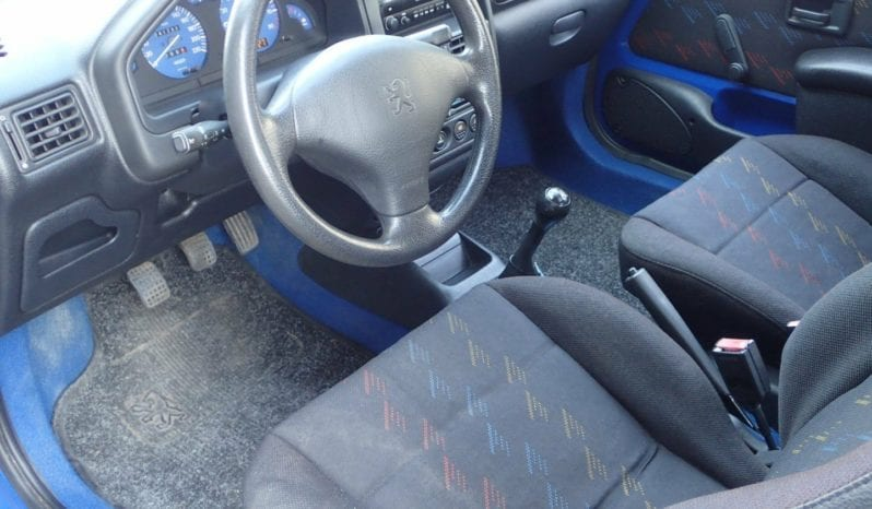 Peugeot 106 1,6 Rallye full