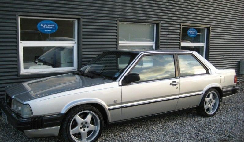 Volvo 780 Coupé 2,8 Bertone full