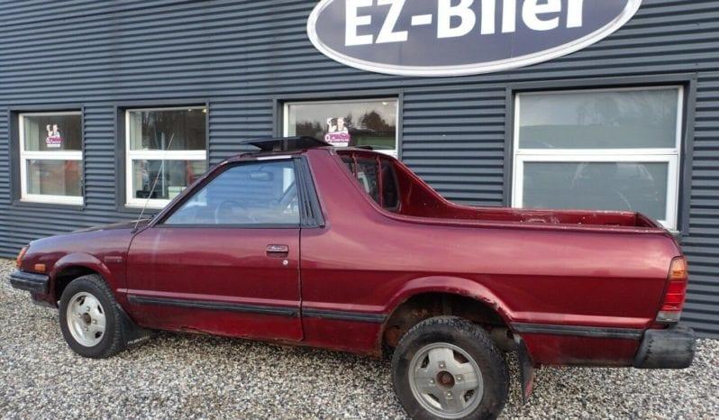 Øvrige / Others Øvrige Subaru Brat Brumby full