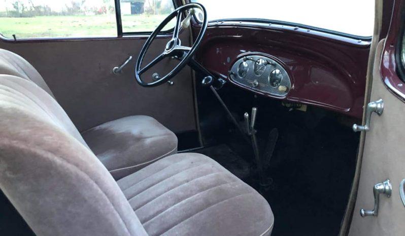 Chevrolet Master Sedan – 2 stk full