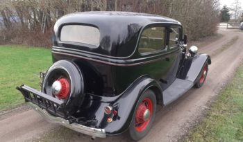 Ford Øvrige sedan full
