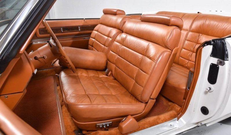 Cadillac Eldorado Convertible full