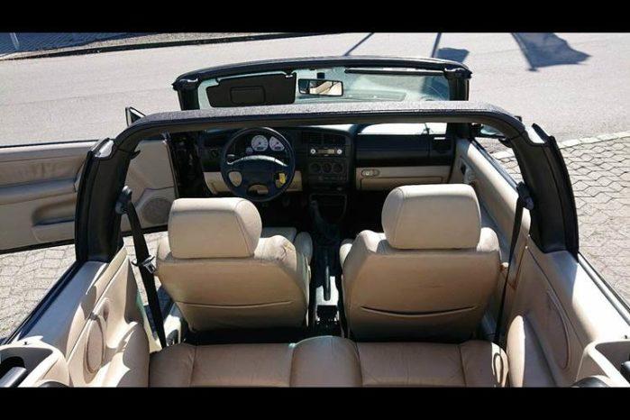 VW Golf III 1,8 Bon Jovi Cab full