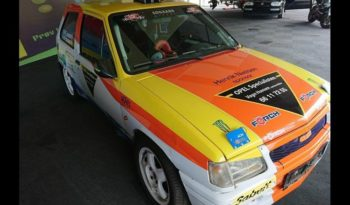 Opel Corsa 1,6 GSI full