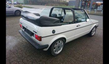 VW Golf I 1,6 Cabriolet full