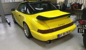 Porsche 911 SC Targa full