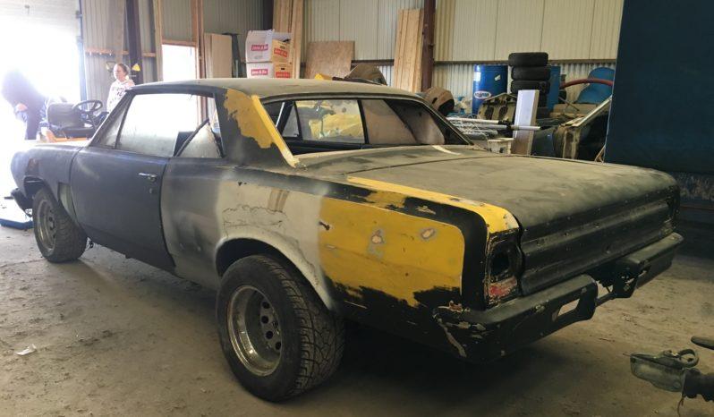Chevrolet Chevelle Malibu SS Coupe 1965 full