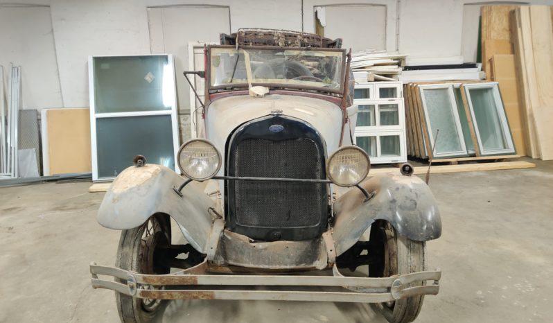 Ford A Ford A Phaeton / Pick up full