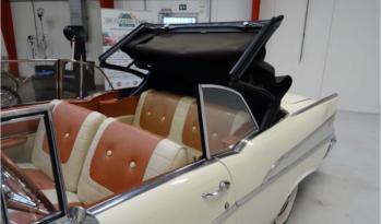 Chevrolet Bel Air cabriolet full