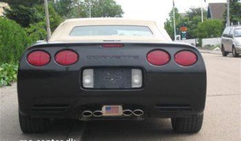 Chevrolet Corvette C5 Cabriolet 1998 full