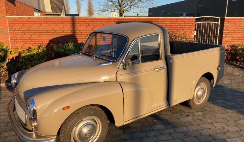 Morris Minor 1000 Pick-Up full