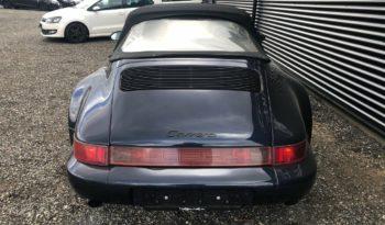 Porsche 911 3,2 Targa full