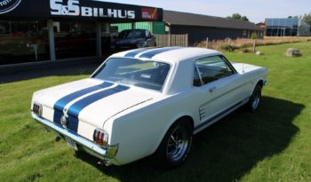 Ford Mustang V8 289 Cui Aut full