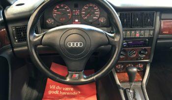 Audi Øvrige 2,6 Cabriolet aut full