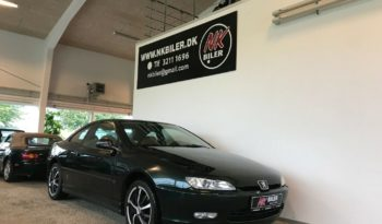 Peugeot 406 2,0 Coupe full
