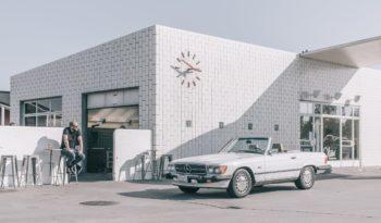 Mercedes-Benz SL-Klasse (R107) 560 SL full