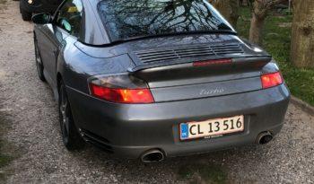 Porsche 911 996 Turbo cabriolet full