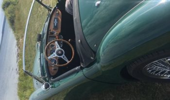 MG MGA roadster full