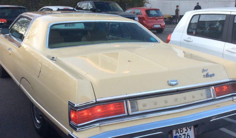 Mercury Cougar gt-dino full