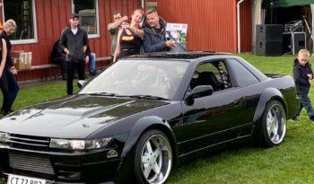 Nissan Øvrige Silvia S13 full