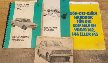 Volvo 140-Serie 142 GL full
